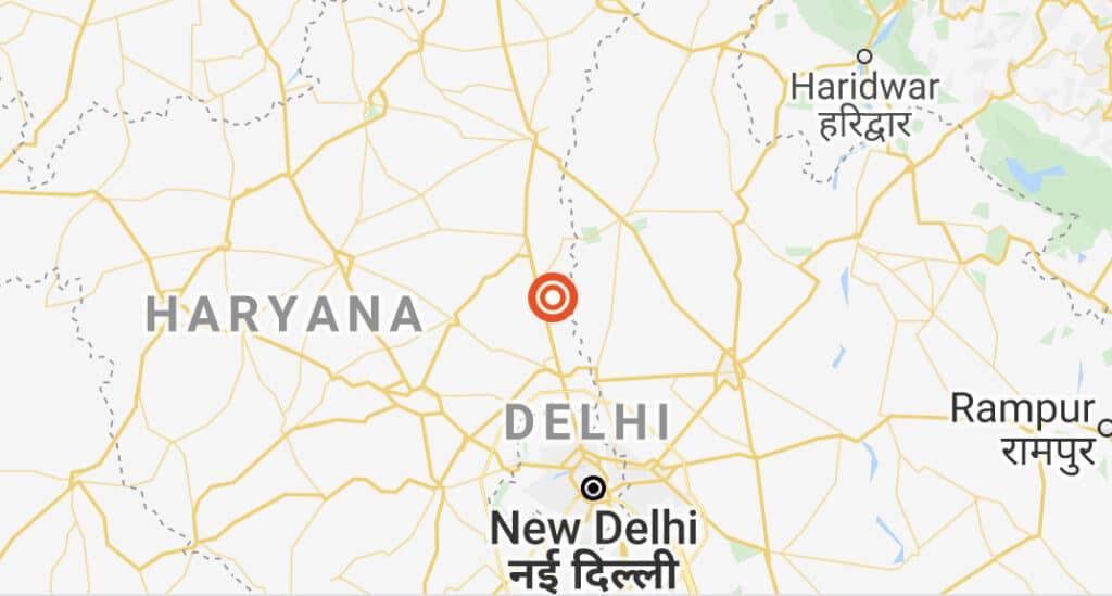Earthquake tremors felt in Delhi  - The Wall Post