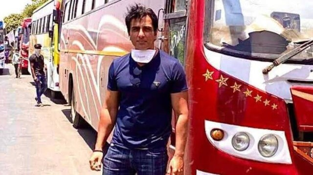 Toll free number launched by Sonu Sood to help Migrants -18001213711 - The Wall Post