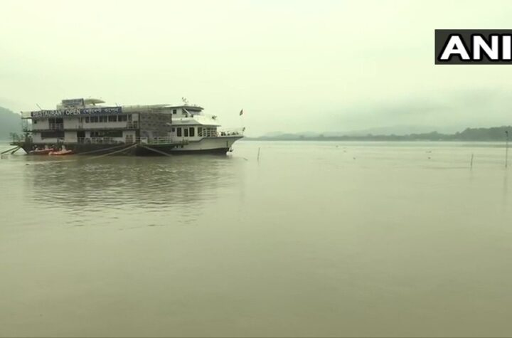 Brahmaputra river flows above danger level in Guwahati - The Wall Post