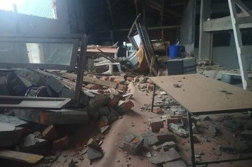 Mizoram shaken by 2 earthquakes within 12 hours - The Wall Post