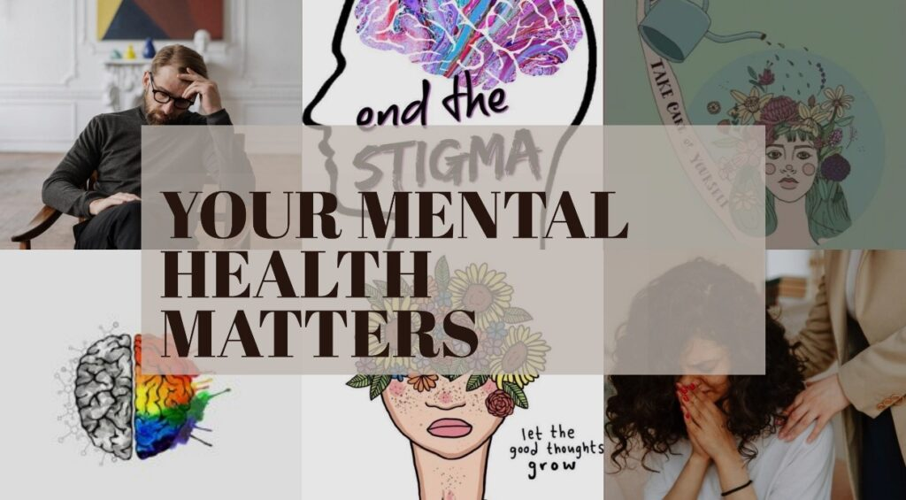 The Wall Post - Wall of Thoughts - Mental Health = Physical Health