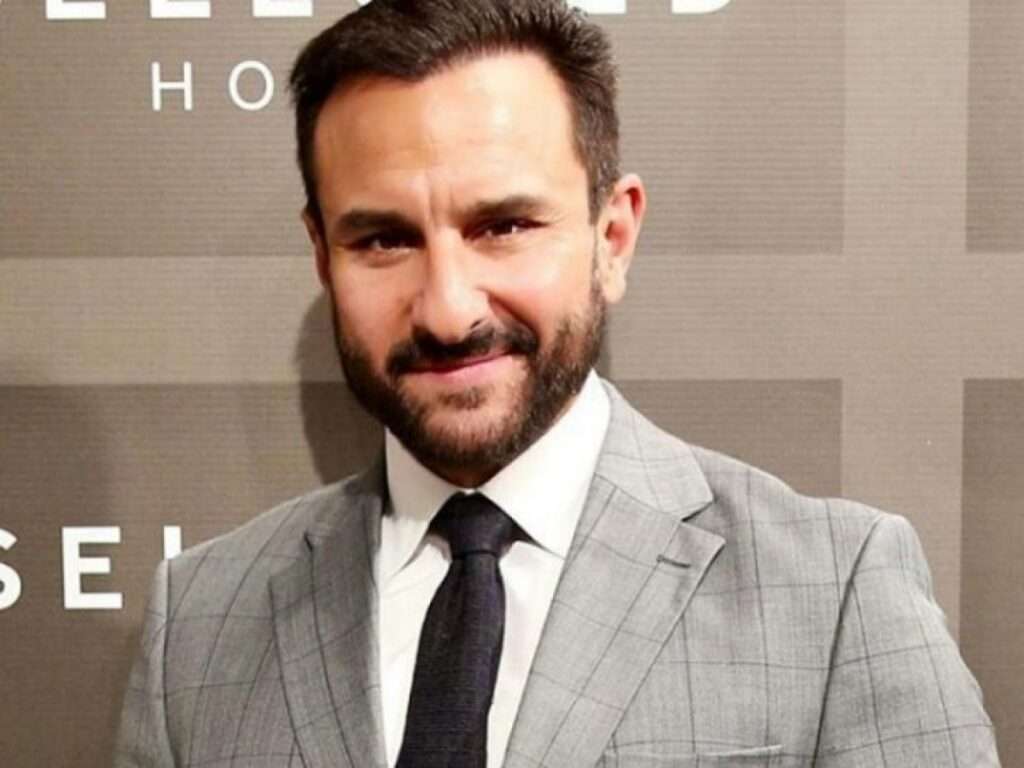 """""""It is common for good actors to not get opportunities in India""""; Saif Ali Khan on privileges - The Wall Post"""