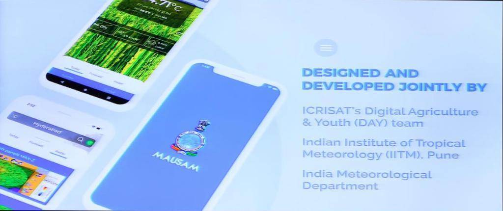 """Govt. Launches """"Mausam"""", the weather app for India"""