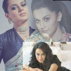 In an exclusive interview with Republic TV, on Sunday, Actress Kangana Ranaut called actresses Taapsee Pannu and Swara Bhasker 'B-grade actresses' – The Wall Post