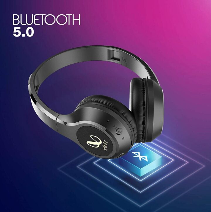 Infinity(JBL) Glide Headphone 510 of Rs.1,899 - Gadget Insights - The Wall Post