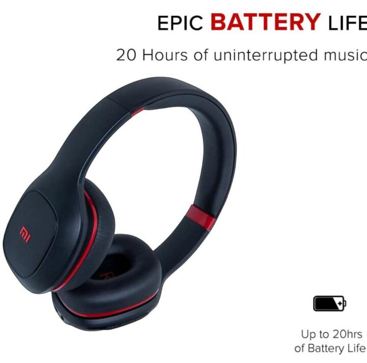 Mi super Base Wireless Headphone of Rs.1,799 - Gadget Insights - The Wall Post