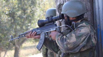 Militant killed in encounter by security forces in Kulgam, J&K - The Wall Post