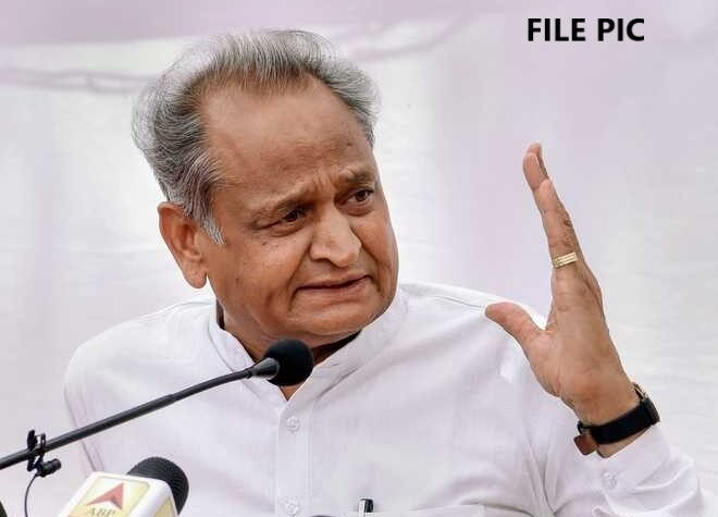 Pilot is conspiring against Congress govt. for 6 months, alleges Rajasthan CM – The Wall Post