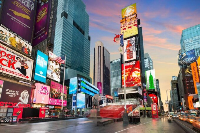 Times Square, New York to display images of Lord Ram & Ram temple on August 5 - The Wall Post