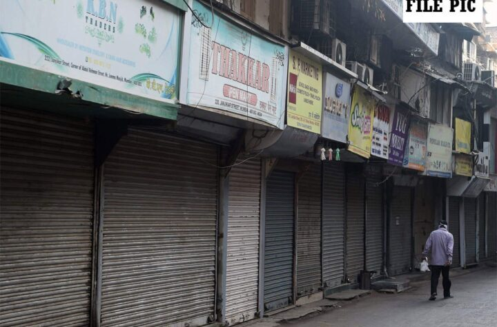 Traders in Pune complain of financial losses, seeking Permission to cancel the lockdown - The Wall Post