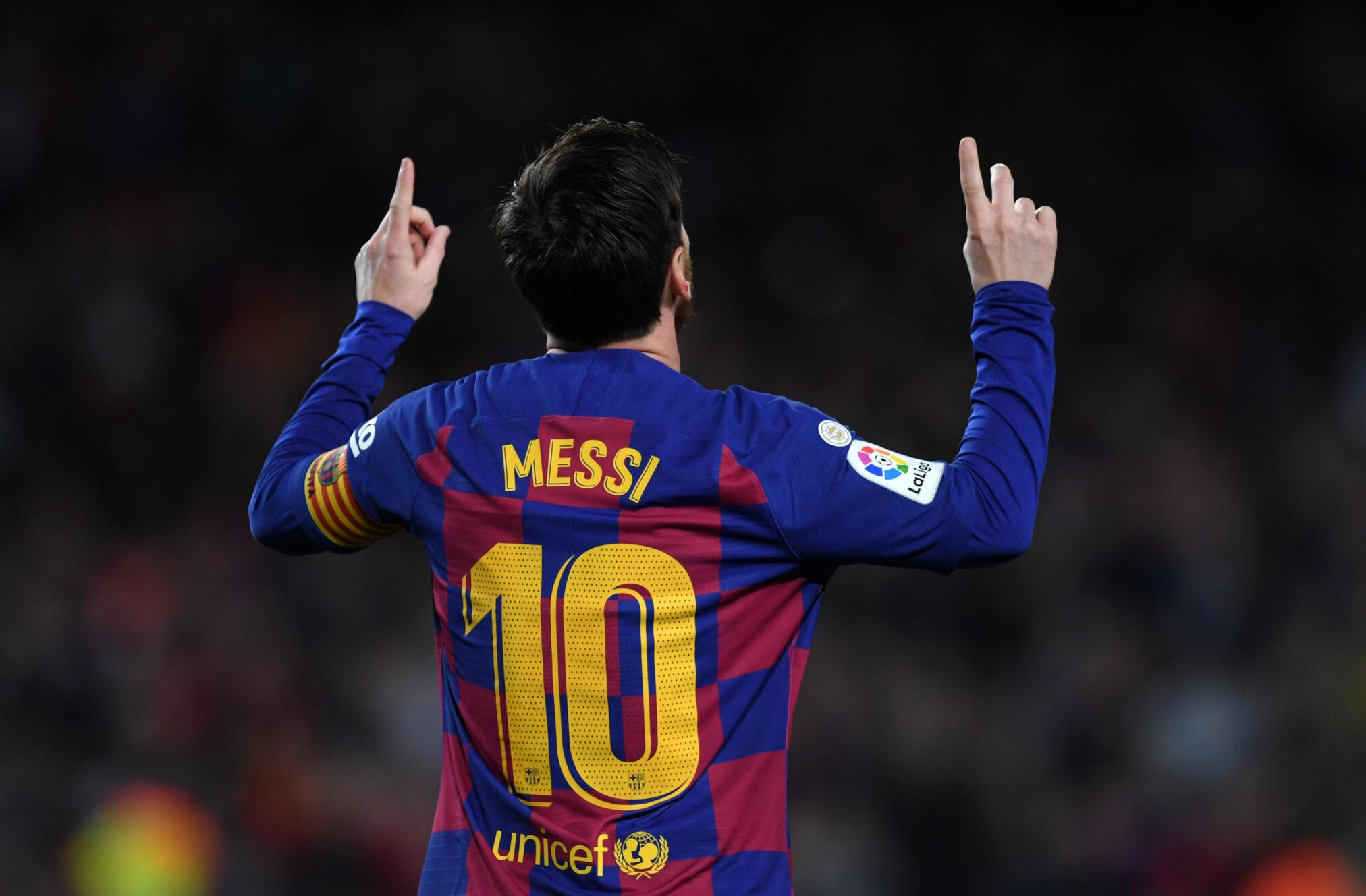 Lionel Messi Is Leaving Barcelona, Confirms Club - The Wall Post