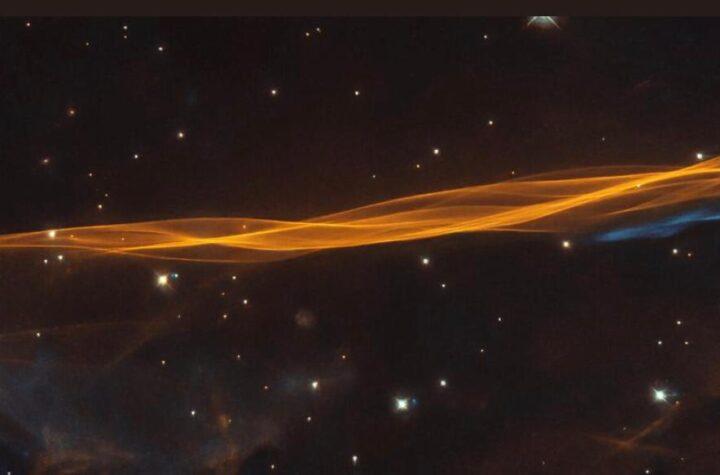 NASA's Hubble Telescope Captures Stunning Image of Supernova - The Wall Post