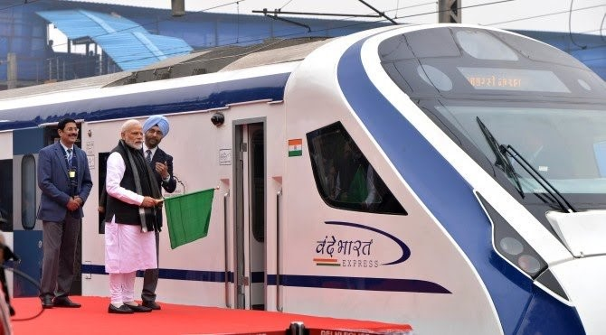 Railways cancels tender for 44 Vande Bharat Trains after the bid from Chinese venture - The Wall Post