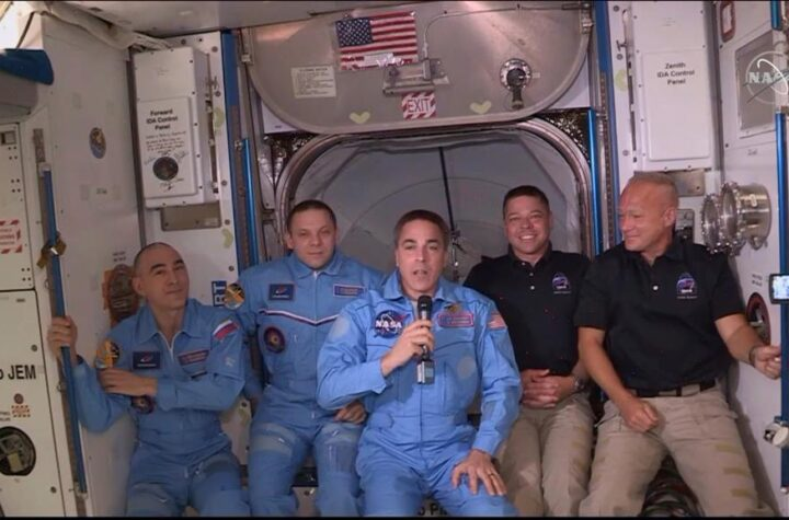 SpaceX & NASA plans return of Astronauts as Hurricanes loom - The Wall Post