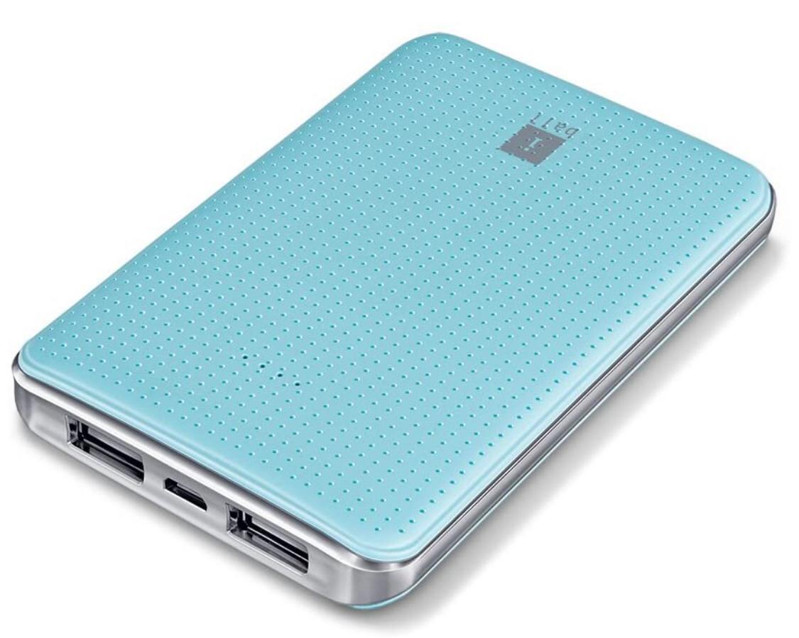 i Ball Portable Slim Power bank for ₹898 - The Wall Post