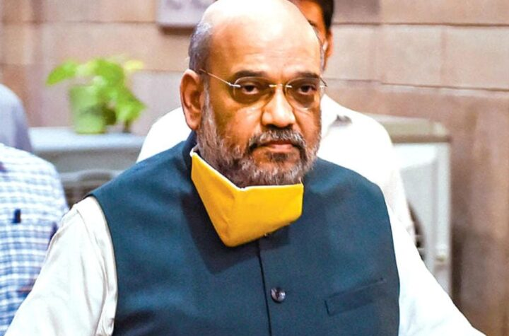 AIIMS Delhi issued a statement regarding the admit of Amit Shah late in the evening - The Wall Post