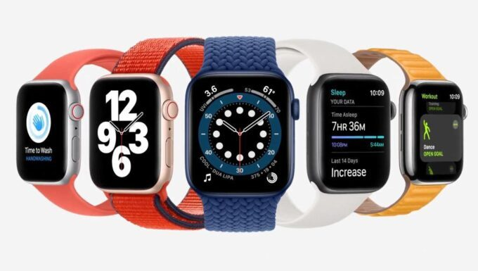 All details and Insights from Apple Event 15th September' 2020 - Apple Watch Series 6 - The Wall Post