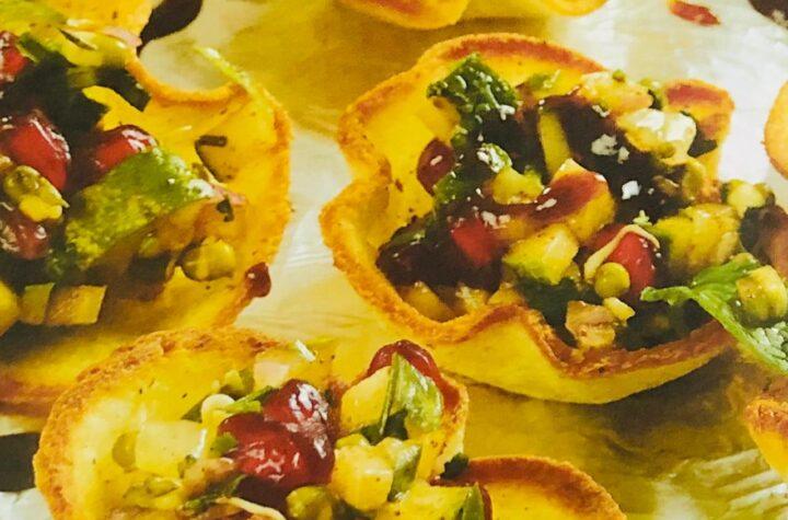 Cravings for Snack Khatti- Mithi Tokri - Kitchen Chef - The Wall Post