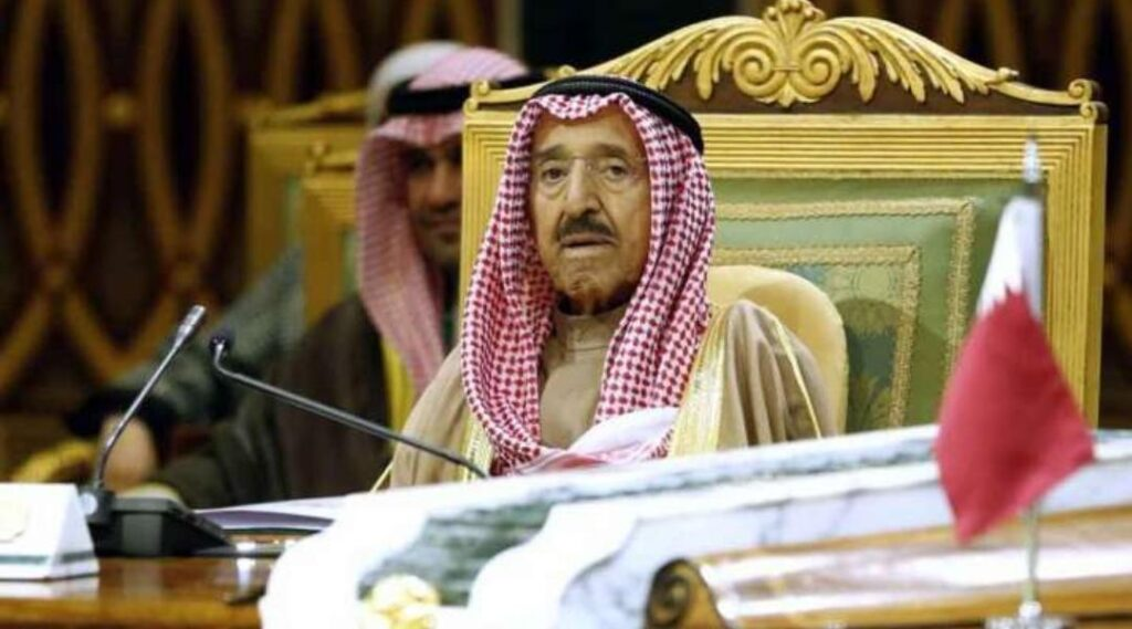 Crown Prince of Kuwait passed away, President and PM expressed grief - The Wall Post - International News