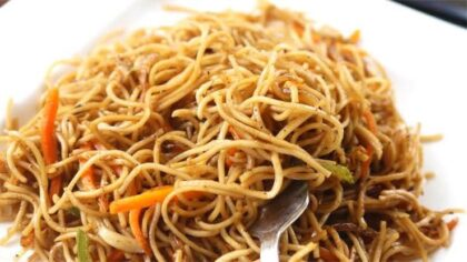 """Kitchen Chef  We are back again with some new and mouth watering reciepes. Today we are preparing """"Chowmein"""" - The Wall Post"""