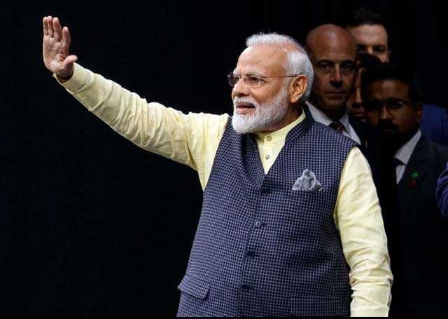 PM Narendra Modi's donation from savings, exceeds Rs 103 crore - The Wall Post