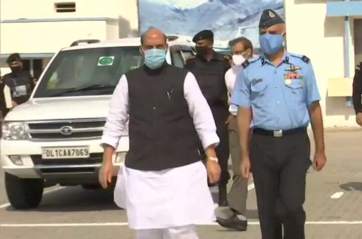 Rajnath Singh leaves for Russia to attend meeting of SCO - The Wall Post