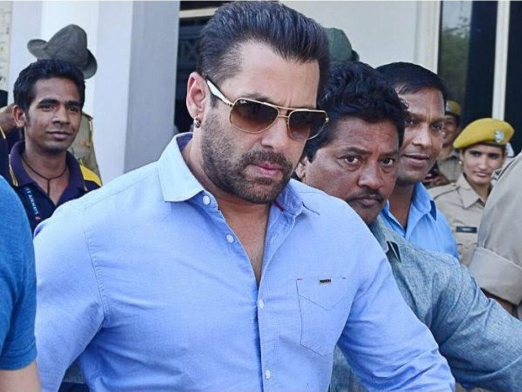 Salman Khan ordered to appear in Jodhpur court on 28th September - The Wall Post