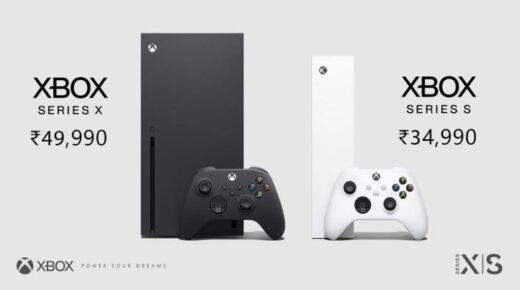XBOX series X and Series S prices and Released date announced in India.
