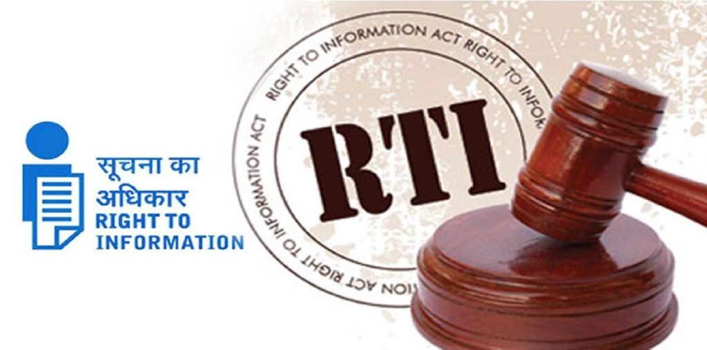 15 years after the enactment of the RTI, lakhs of cases pending- The Wall Post