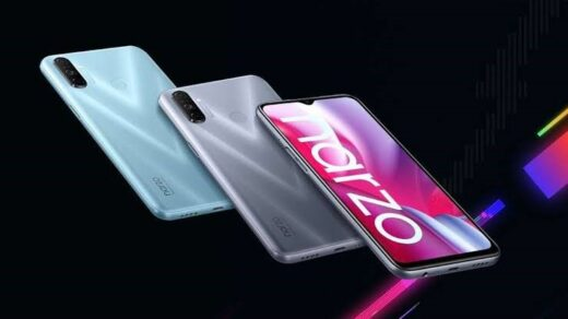 Best smartphone under 10000 to buy in 'Big Billion Days' - Realme Narzo 20A - Gadget Insights - The Wall Post