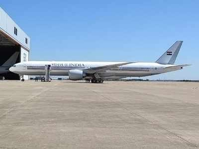 Boeing 777 aircraft- Second VVIP aircraft for President & PM arrives in Delhi - The Wall Post
