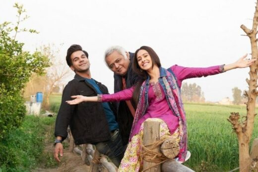 Rajkumar Rao and Nushrat Bharucha are ready for their next project 'Chhalaang'. Hansal Mehta's 'Chhalaang' is an upcoming new movie with light-hearted comedy.- The Wall Post
