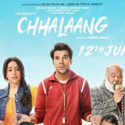 'Chhalaang' new movie trailer released, Rajkumar Rao will inspire students - The Wall Post