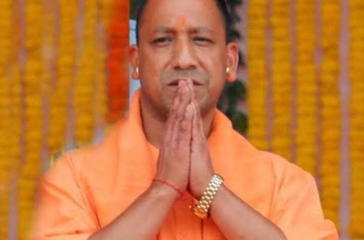 Chief Minister Yogi praises UP Police, assures martyr's family members - The Wall Post