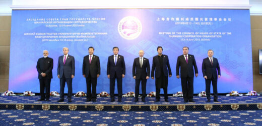 During SCO summit on Nov 10, Modi to square off with Xi & Imran - The Wall Post