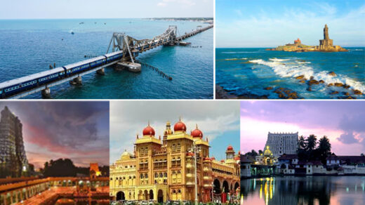 IRCTC package for travelling all over South India for Rs.12,285 -  know details here - The Wall Post