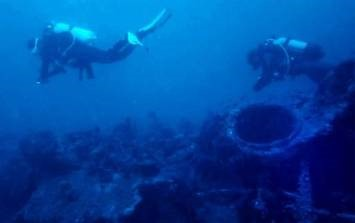In Tunisia, Divers discover French WWI submarine