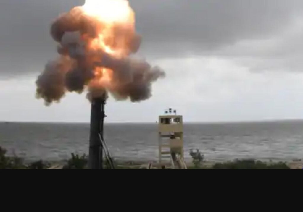 India successfully tests Advanced Missile-Torpedo System India successfully tests Advanced Missile-Torpedo System - The Wall Post