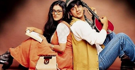 Kajol- SRK's bronze statue at Leicester Square, London; 25 years of DDLJ - The Wall Post