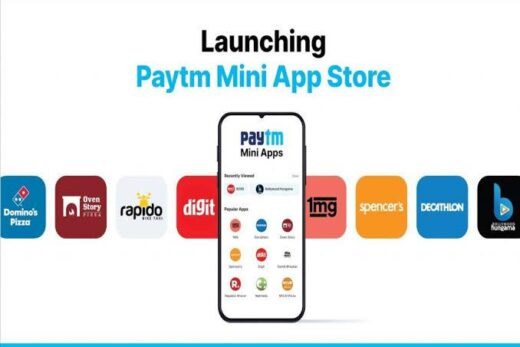 Like Google's Play Store, Paytm also launched its Android Mini App Store - The Wall Post