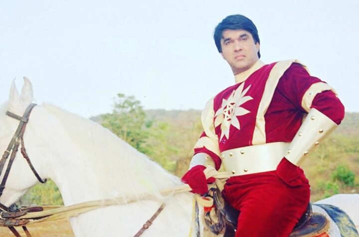 Mukesh Khanna to create 3 Films of Shaktimaan - The Wall Post