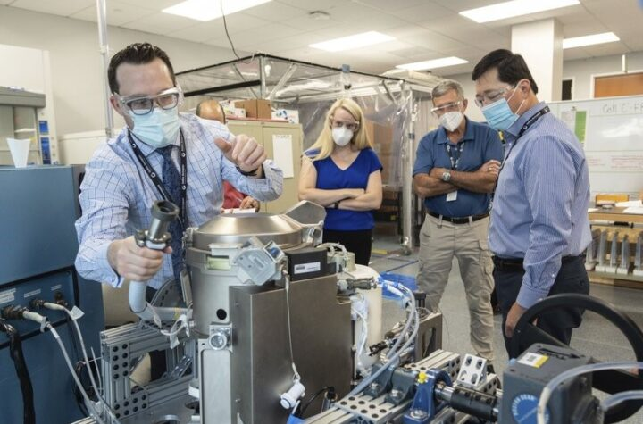 NASA tests new $23M titanium space toilet - The Wall Post