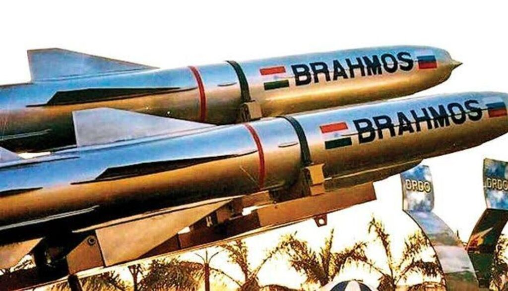 New Delhi India successfully tested 'supersonic cruise missile BrahMos' It was done at 10.45 am yesterday from the Integrated Test Range at Chandipura in Odisha - The Wall Post