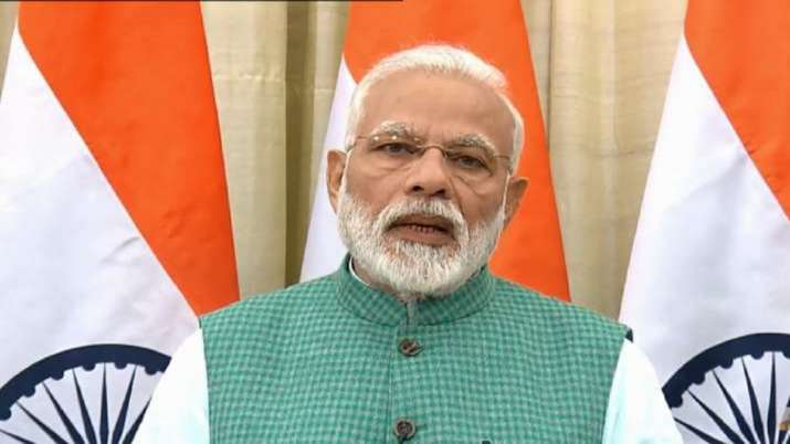 PM Narendra Modi tweeted today ( Tuesday ) that he will address the Nation at 6pm - The Wall Post