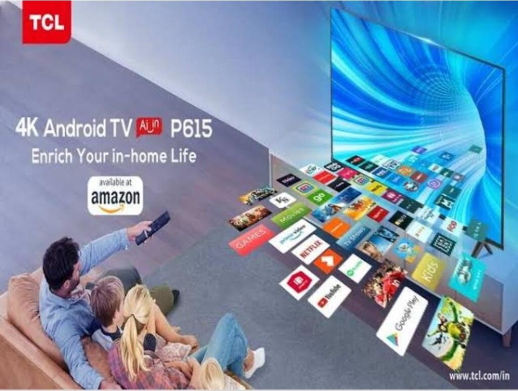 TCL launches cheaper 4K smart TV in India, more features at lower price - The Wall Post