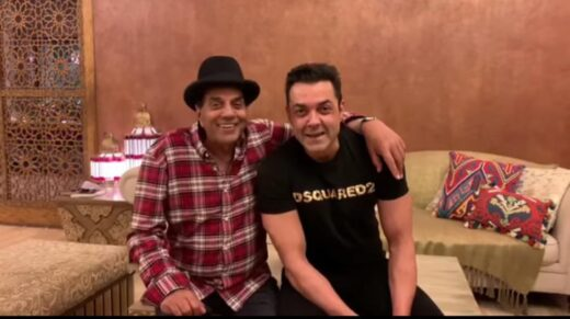 The biggest example of outsider is my Father - Bobby Deol - The Wall Post