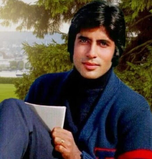The inspirational journey of the legendary Actor Amitabh Bachchan - The Wall Post