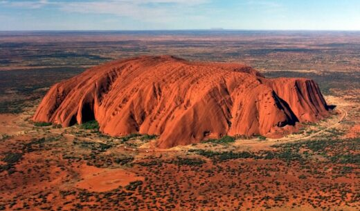 'Uluru' Australian aboriginal site named as world's best site to see - The Wall Post