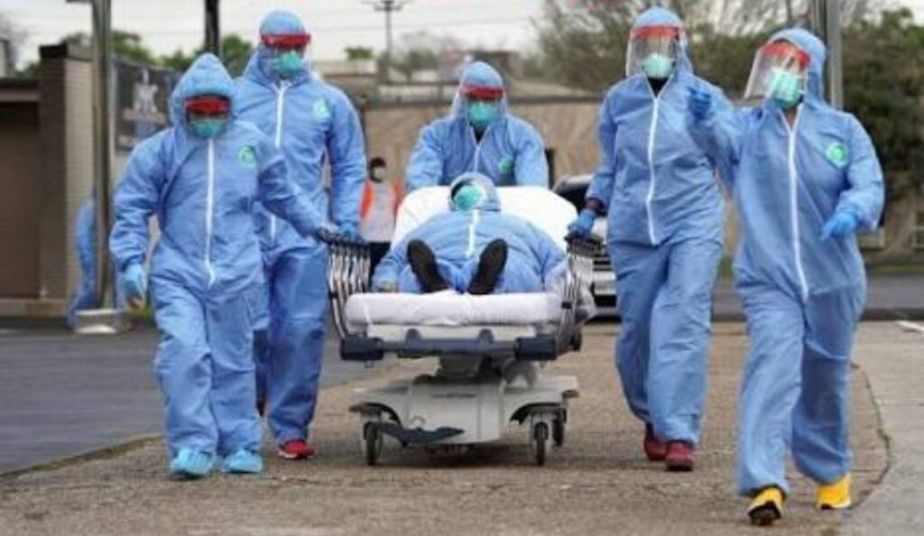 Coronavirus cases in India - More than 50,000 new cases & 577 people died in 24 hours - The Wall Post
