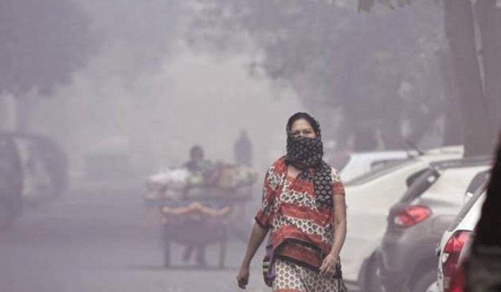 Delhi becomes World's most polluted City, AQI reaches 500 - The Wall Post